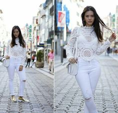 Mystery Girl: Is White The New Black?