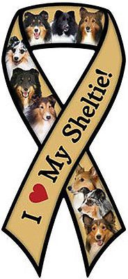 SHETLAND SHEEPDOG car auto ribbon magnet Sheltie Loyal Friends, Dog Friends, I Love Dogs, Cute Dogs, Cute Dog Pictures, Rough Collie, Kittens And Puppies, Puppy Care, Shetland Sheepdog