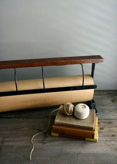 Industrial paper roller - I WANT ONE!