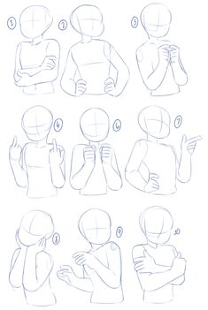 art reference poses A bunch of poses after the previous arms and torso tutorials! I didnt put any expressions in this since they can vary, and also its a more focused on drawing the characters body from the waist up. Drawing Body Poses, Drawing Reference Poses, Body Base Drawing, Animation Reference, Sitting Pose Reference, Anatomy Reference, Female Drawing Base, Female Art, Posture Drawing