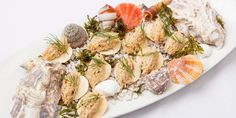 Fennel crackers with crab recipes