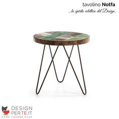 Eclettismo e stile in un unico complemento d'arredo, è il #tavolinoNotfa... semplicemente originale. ♡ www.designperte.it ♡ #homestory #homeloversstory #homeloversshopstory #homedecor #homedesign #interiordesign #design #tavolinidesign #LaForma #Designperte