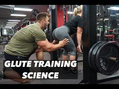How to Grow a Butt | The Scientific Way To Train Glutes - YouTube