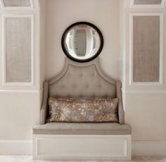 Mirrors & Sofa