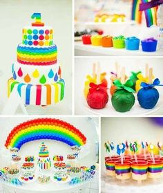 Tema: arco iris