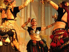 Jeana Jorgensen, Ph.D. · Why Folklorists (Should) Love American Tribal Style® Belly Dance
