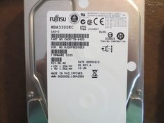 "Fujitsu MBA3300RC CA06778-B400 FW:0103 Rev.A0 300gb 3.5"" SAS - Effective Electronics #datarecovery #harddriverepair #computerrepair #harddrives #harddriveparts #fujitsu"