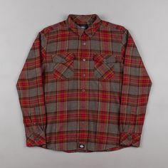 Dickies Wallace Shirt - Red