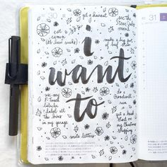 What are some things you've been wanting to do but just can't get around to? Hoping to check a few of these off this weekend, have a great one everyone!! ❤️ #journal #artjournal #hobonichi #planner #diary #notebook #filofax #mtn #midori #travelersnotebook #midoritravelersnotebook #scrapbooking #stationery #pens #doodles #doodling #type #typography #letters #lettering #handwriting #handlettering #calligraphy #moderncalligraphy #brushpens #brushlettering
