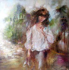 Carole Merlin Artiste Peintre