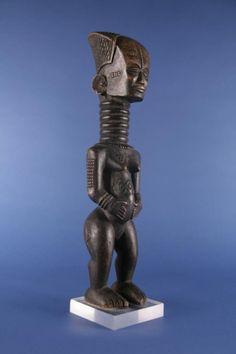 African Art Ndengese Statue Artmorello C994S003 G
