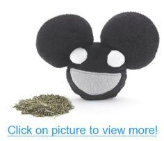 Official Deadmau5 Catnip Toys (Black)
