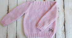 Aprende a tejer un suéter, jersey, chaleco para niños e 2 a 4 años, en dos agujas, con este patrón básico, fácil y rápido de tejer, explicado paso a paso en vídeo.