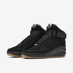 Nike Lunar Force 1 Sky Hi Women's Shoe. Nike Store