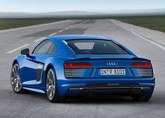 Audi R8 : la version électrique dévoilée à Genève