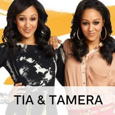 Photo Galleries - Tia and Tamera - Style Network