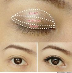 Apply Eye Makeup Like a Pro - 40 DIY Beauty Hacks That Are Borderline Genius