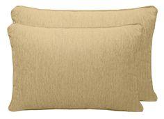 Luxe Chenille Boudoir Pillow