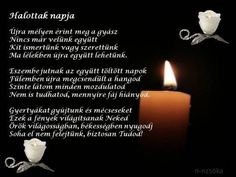 Halottak napja.. Grief, Candles, Blog, Candy, Blogging, Candle Sticks, Candle