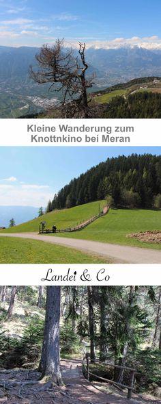 Wunderschöne leichte knapp 2,5 stündige Wanderung zum Knottnkino oberhalb von Meran - auch für Kinder gut geeignet,           Rotsteinkogel, Vöran, Hafling, Meran, Südtirol, Italien