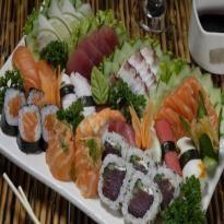 Receita de Sushi e Sashimi Especial
