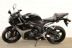 2011 Honda CBR600RR Sportbike , black, 5,019 miles for sale in Hartford, CT