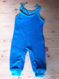 od andulky: byxor Retrobrallor. Cool baby retro overall