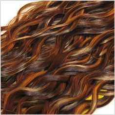 Chocolate Brown with Auburn Highlights | chocolate brown hair color with auburn highlights
