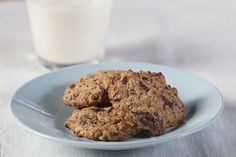 Oaty Chocolate Cookies
