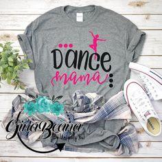 Tee Shirts, Vinyl Shirts, Sports Shirts, Tees, Dance Mom Shirts, Sport Shirt Design, Dance Outfits, Dance Dresses, Lino Prints