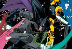 Scott Snyder Explains Why All-Star BatmanNeeds a Less Dark Knight