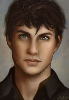 male portrait drawing digital - Google Search