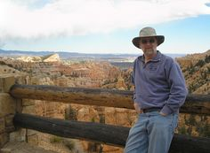 A 2007 workshop for the Utah Press Association brought me close enough for a side trip to Bryce Canyon. I used this photo for my blog header for a while, still use it on About.me. I used the tectonic upheaval that created Bryce Canyon as a metaphor for disruption in the news business.