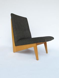 Via CH Design Furniture | Jacob Müller Maple Easy Chair | c1950