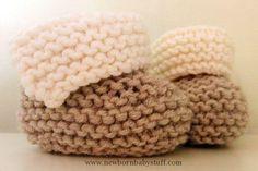 Baby Knitting Patterns Stricken Sie süße Babystiefelchen! - Familie.de