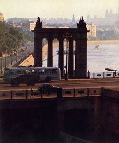 Москва 70-х в фотографиях Николая Рахманова - 1922 - 1991: СССР в фото