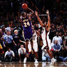 Kobe putting in work @ Milwaukee