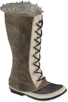 Sorel Cate the Great Deco Winter Boots - Women's - Free Shipping at REI.com