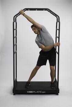 VibeCage. (lose weight, exercise, vibration machine, whole body vibration, vibeplate, vibecage)