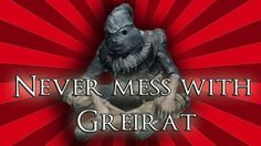 Never mess with Greirat - Dark Souls 3 Dark Souls 3, Discord, Love Him, I Am Awesome, Lion Sculpture, Statue, Movie Posters, Movies, Art