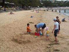 Balmoral Beach - great place to visit in summer and winter.