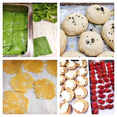 Delicious spinach pasta, parmesan crisps and more from #StarAcademy Chef Kenn McGoey's #Italian IRC menu prep!
