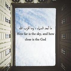So close سبحانالله #Islam #Allah