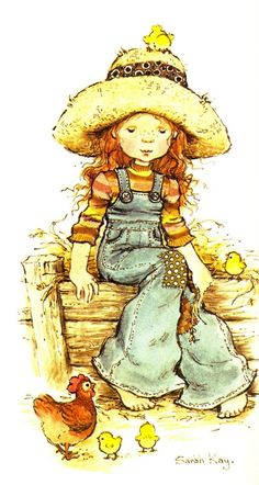 Capa de um caderno que adoro! Ilustração de Sarah Kay.