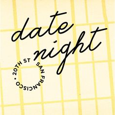 Date Night Along 20th Street Corridor In The Mission
