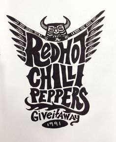 Red Hot Chili Peppers Give it Away 1991 Gig Poster, Concert Posters, Poster Prints, Rock Band Posters, Rock Band Logos, Album Design, Hard Rock, Cover Design, Arte Dope