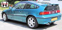 1991 Honda CRX VTEC