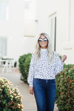 Gym to street style with this cheetah Adidas sweater. Lots of versatile items on the blog with Macy's. #macys #ad #adidas
