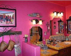 Mexican Bathroom Decor Globerove