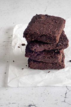 My Sweet Faery: Brownie à la patate douce - Sweet potato brownie
